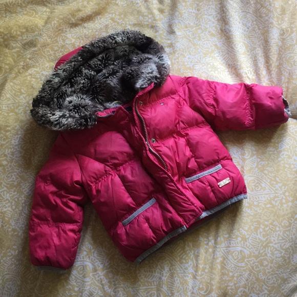 c7130d32 Tommy Hilfiger Jackets & Coats | Girl 2t Down Winter Coat | Poshmark